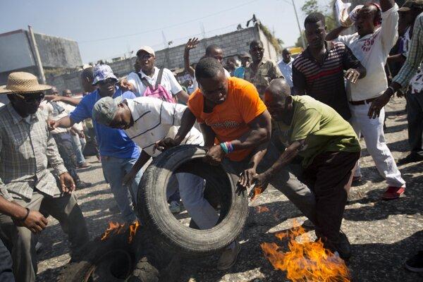 Haiti je považované za najchudobnejšiu krajinu Latinskej Ameriky.