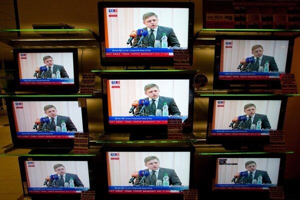 Premiér Fico uzavrel smédiami po voľbách prímerie. Vydržal iba niekoľko mesiacov.