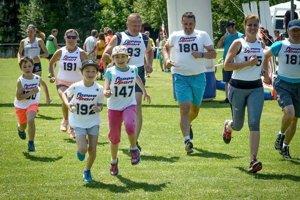 Bežecká liga každoročne naberá na popularite.