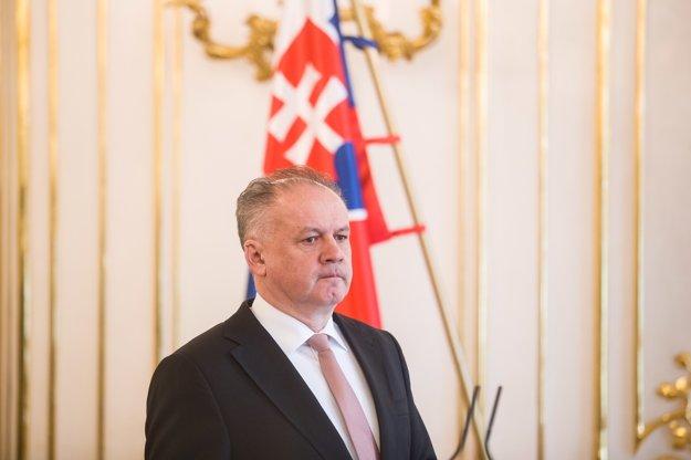Andrej Kiska oznámil, že vládu Petra Pellegriniho nevymenuje.
