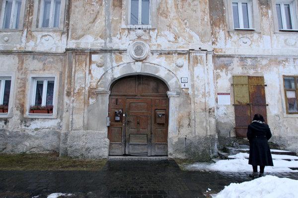 Historické prvky sú na Dome Márie Terézie stále dobre zachované.