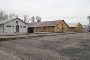 Múzeum holokaustu v bývalom pracovnom a koncentračnom tábore v Seredi.