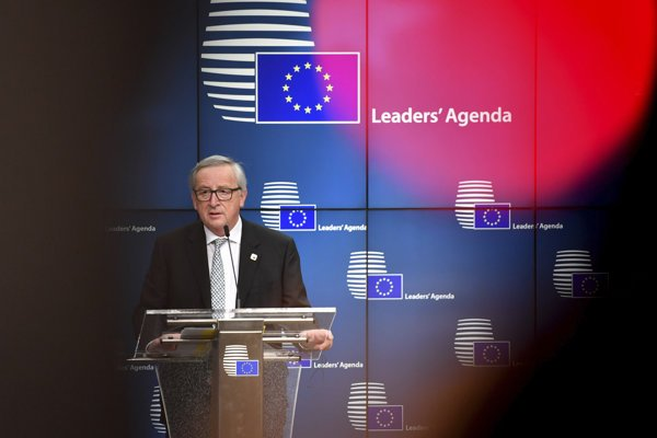Šéf eurokomisie Jean-Callude Juncker.