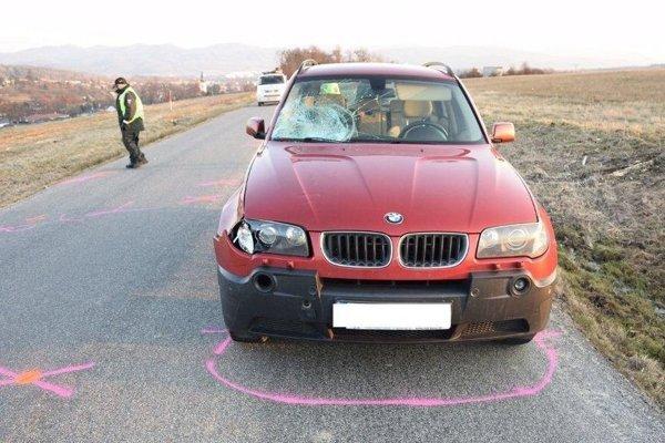 Po vážnej nehode.