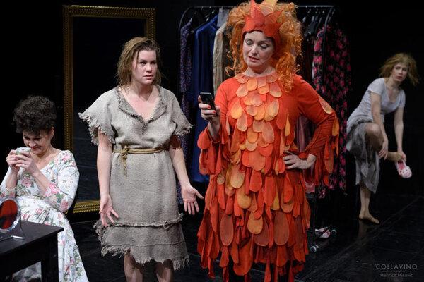 Tento týždeň môžete v DAB vidieť aj výbornú komédiu Dámska šatňa.