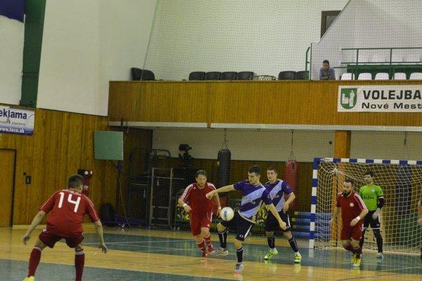 Podolskí draci vyhrali nad FTVŠ Bratislava.