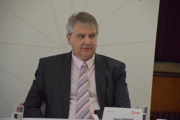 Peter Pobeha, predseda predstavenstva a generálny riaditeľ SAD.