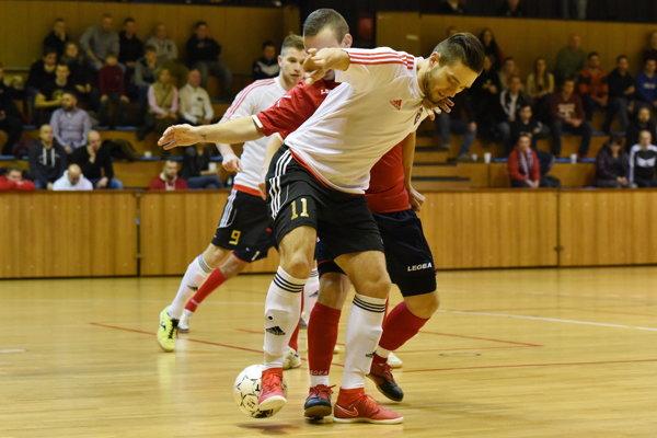 Postupový gól Spartakovcov strelil Marek Pecho.