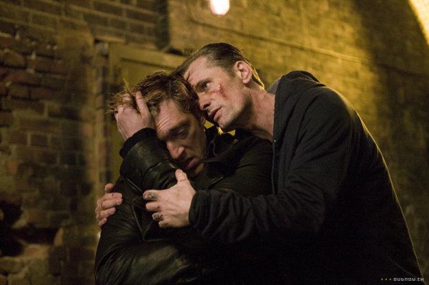 Vincent Cassel a Viggo Mortensen, začarovaní v ruskom podsvetí v Londýne.