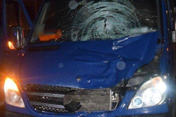 Dopravná nehoda sa stala dnes o 4. hodine ráno