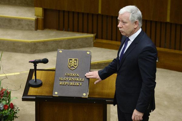 Jozef Valocký.