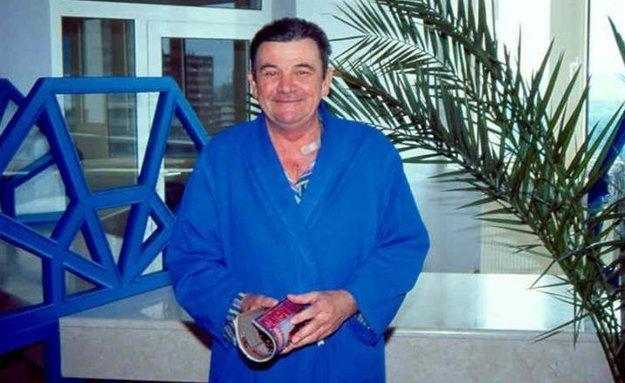 Štefan Petrík z Jura nad Hronom podstúpil transplantáciu srdca ako prvý na Slovensku.