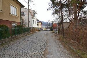 Domašanská ulica.