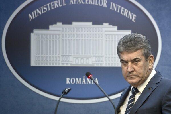Bývalého rumunského ministra vnútra Gabriela Opreu dnes parlament zbavil poslaneckej imunity.
