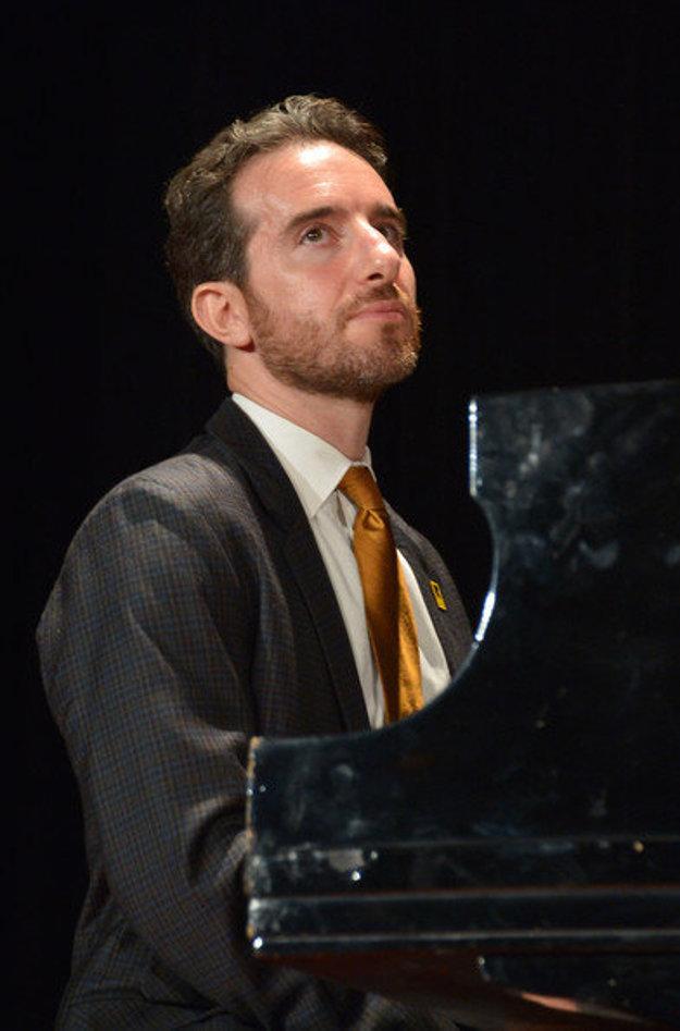 Aaron Golberg.