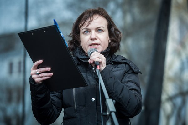 Dlhoročná novinárka Zuzana Petková.