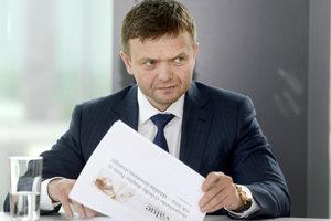 Partner investičnej skupiny Penta Jaroslav Haščák.