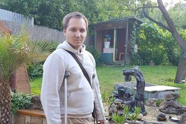 Jakub Krako si nezalyžuje minimálne šesť mesiacov.