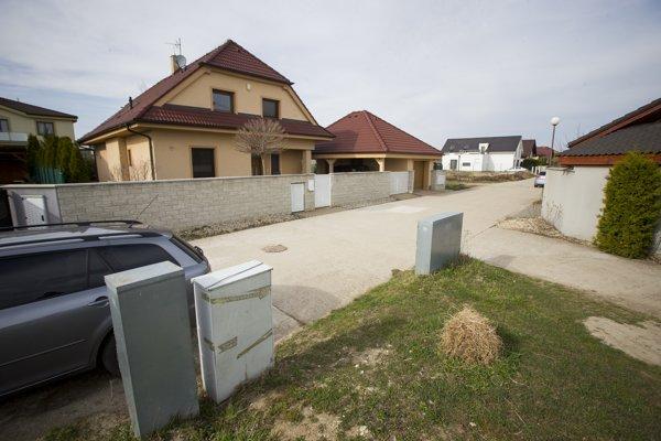 Dom v Chorvátskom Grobe, o ktorý minister vnútra Tomáš Drucker oficiálne prišiel, hoci v ňom žije naďalej