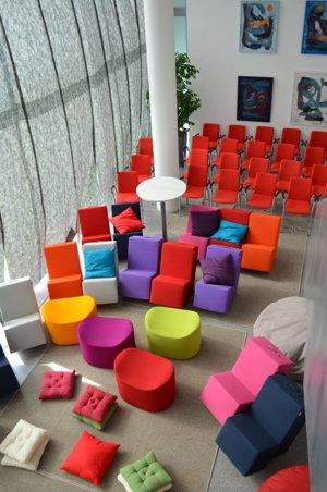 Súčasťou neformálnych aktivít pre zamestnancov Slovenskej sporiteľne je aj HydePark.