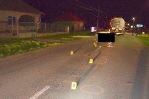 Nehoda sa stala v obci Málaš.