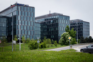 Finančná skupina Penta by ministerstvo psravodlivosti vyčlenila voľné časti Digital Parku na okraji Petržalky.