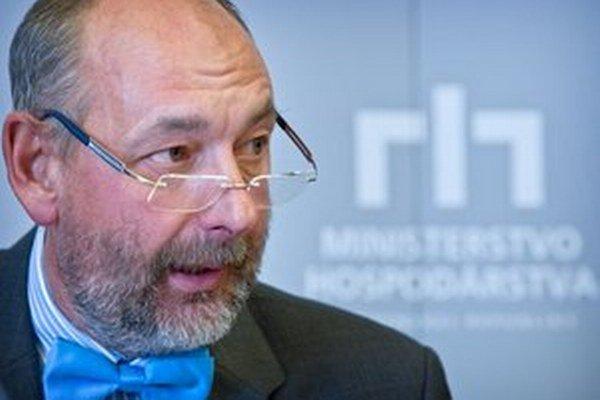 Minister Malatinský.