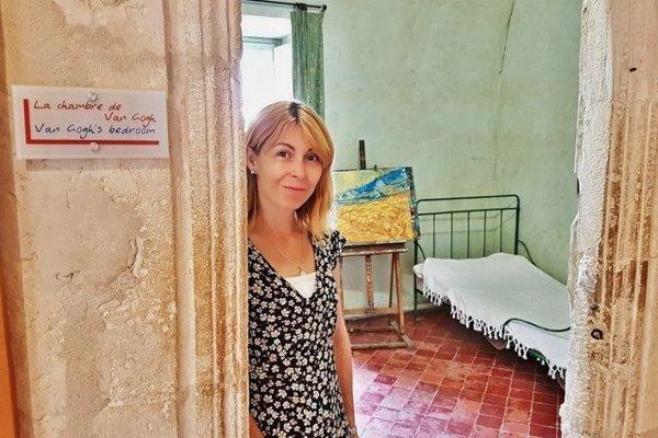 Výstava vknižnici potrvá do konca apríla.