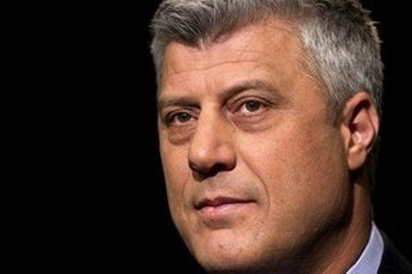 Poslanci kosovského parlamentu si Hashima Thaciho za prezidenta zvolili koncom februára.