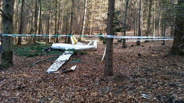 Nehoda v časti Babkov pri Lietavskej Svinnej.
