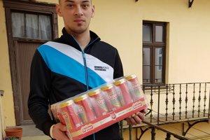 Víťaz 2. kola: Branislav Blaško (Horné Srnie)