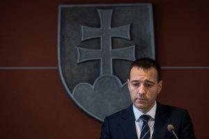 Tomáš Drucker končí vo funkcii ministra vnútra.