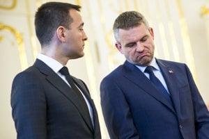 17. apríl 2018. Prezident Andrej Kiska prijal demisiu ministra vnútra Tomáša Druckera a vymenoval za ministra vnútra premiéra Petra Pellegriniho.