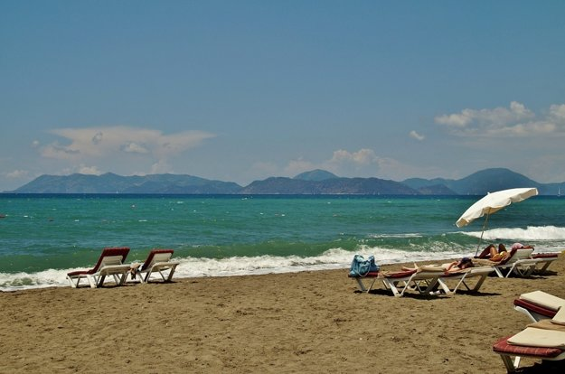 Na Egejskej riviére nájdete top piesočné pláže Turecka.