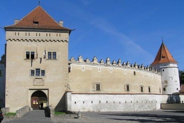 Kežmarský hrad.