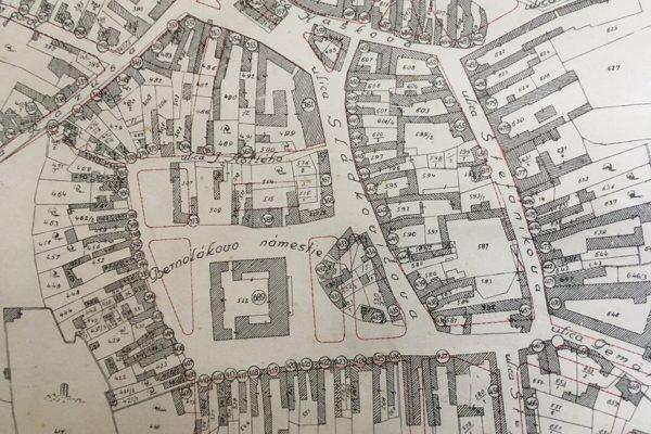 Ulica Adolfa Hitlera bola najdlhšou v Novom Meste nad Váhom