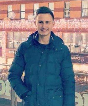 Oleksandr Oliinyk.