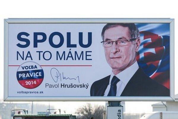 Tri strany, ktoré Hrušovského oficiálne podporujú, mu pripravili hrozný štart.