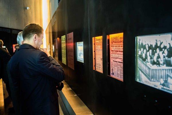 Múzeum v Markowej.
