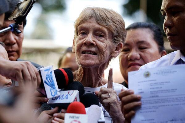 Rehoľná sestra Patricia Foxová musí pre politické aktivity opustiť krajinu