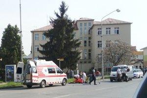 Polícia hľadá svedkov pondelkovej nehody.