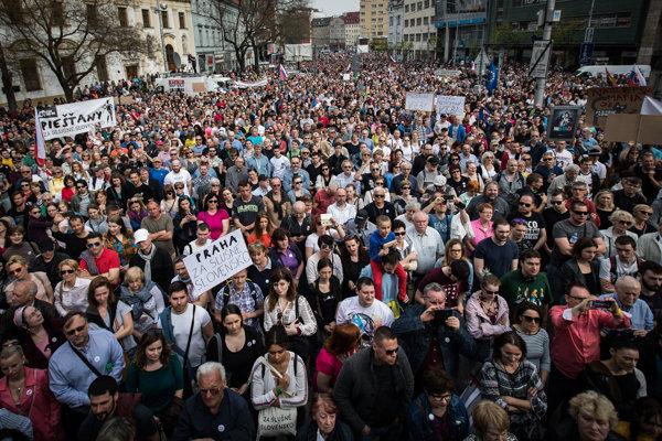 Bratislavu čakajú v piatok protesty.