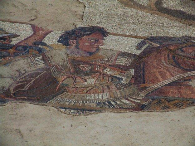 Alexander Veľký vo Faunovom dome