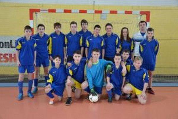 Druhý turnaj vyhrali chlapci z Jesenice.