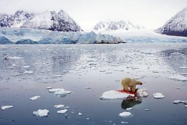 Grónsky ľad.