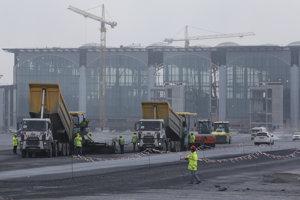 Letisko plánujú otvoriť tento rok.