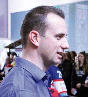 Prezident klubu Miroslav Kováčik.
