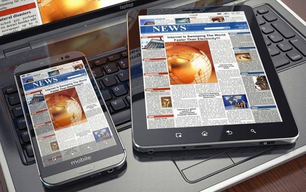 Noviny zrejme čakajú radikálne zmeny. ILUSTRAČNÉ FOTO – FOTOLIA