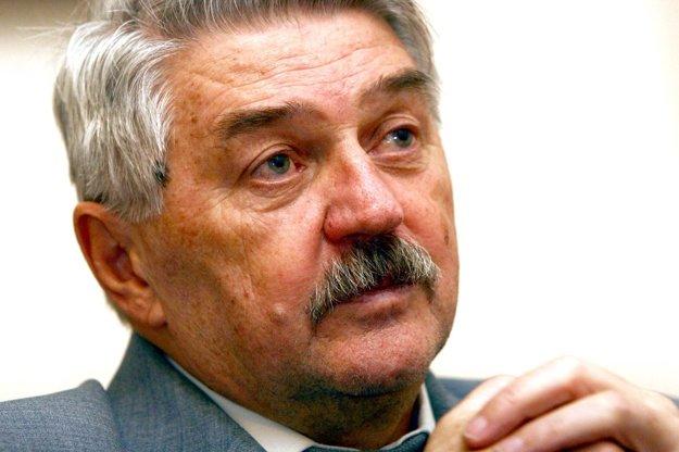 Dušan Kováč. ARCHÍV SME - TIBOR SOMOGYI