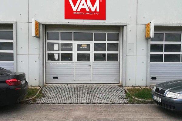VAM systém má novú pobočku v Lemešanoch.